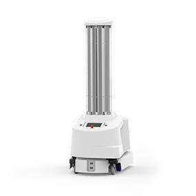UVD Robots: Désinfection robotisée